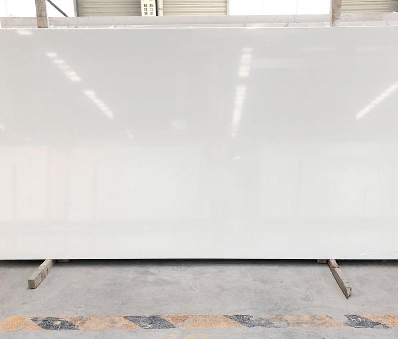 Glass Stone Pure White Factory