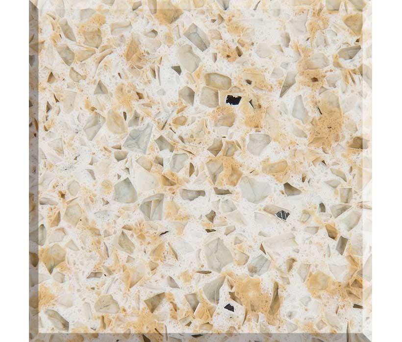 Factory Multicolor Quartz  Stone Big Slabs