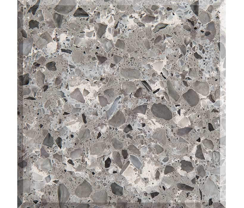 Supply Multicolor Quartz Stone Slabs