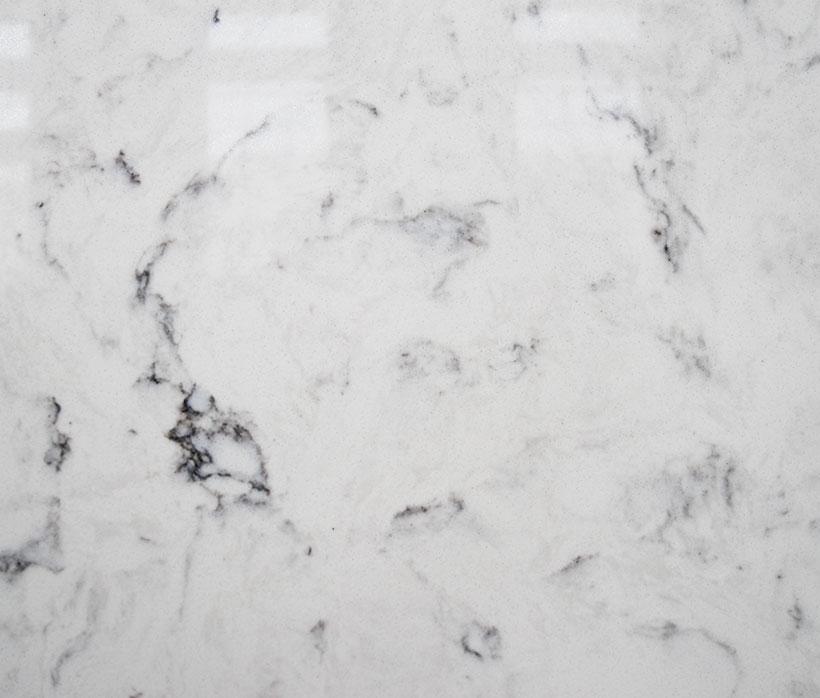Factory Carrara White Quartz