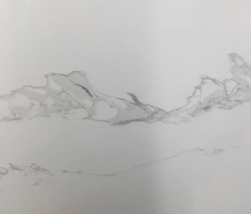 HF1-1007  Calacatta Spindrift