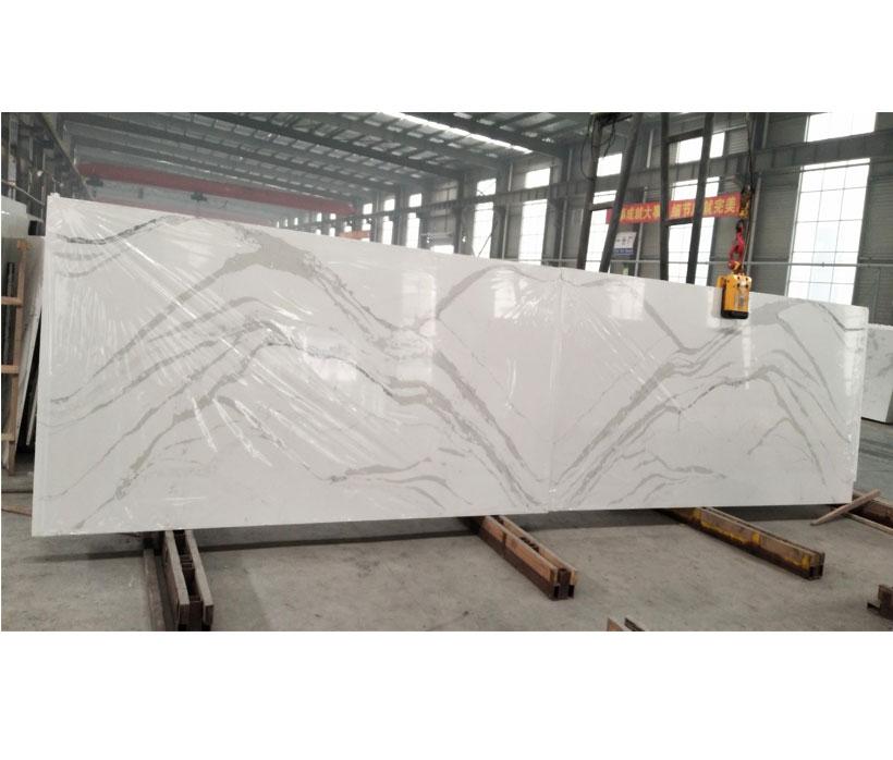 Affordable  Calacatta Quartz Surfaces