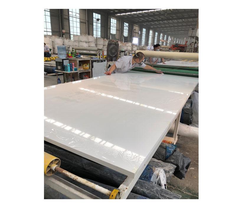 Manufacturer Quatz Stone Pure White  Solid Surface