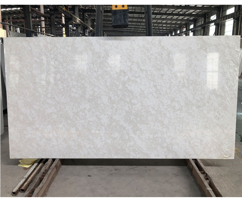 Most Popular Calacatta Gold Quartz Stone