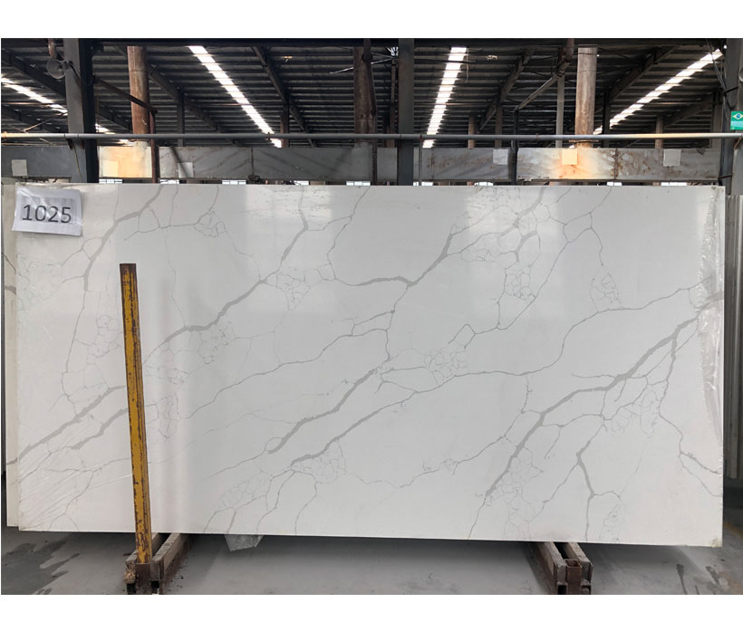 Calacatta Quartz Surfaces Supplier