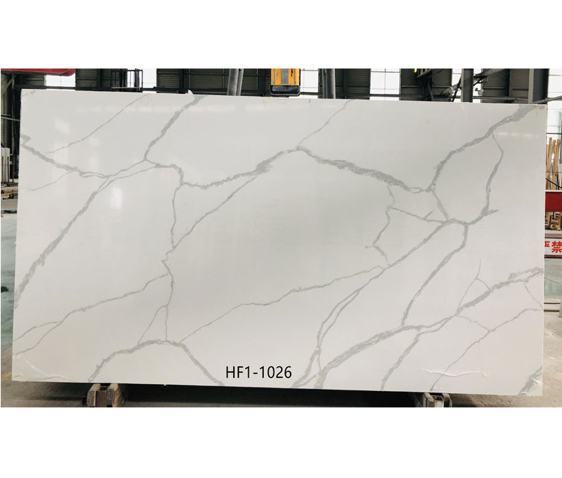 Quartz Calacatta Countertops Supplier