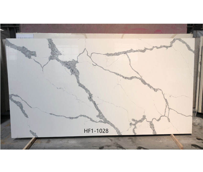 Calacatta Quartz Stone Surfaces